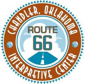 Route 66 Interpretive Center logo